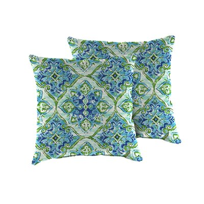 Splendor Outdoor Throw Pillow