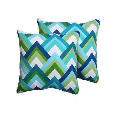 Resort Outdoor Throw Pillow