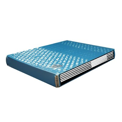 9 Strobel Hydro Support 1700 Mattress Waterbed Size: King