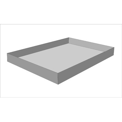 Stand Up Waterbed Liner Size: Super-Single