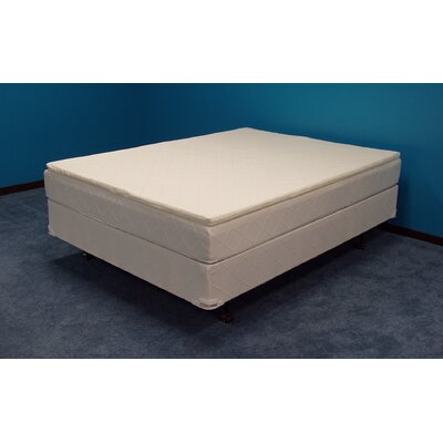 Strobel Complete Softside Waterbed Futura-1.5 Size: Queen Dual