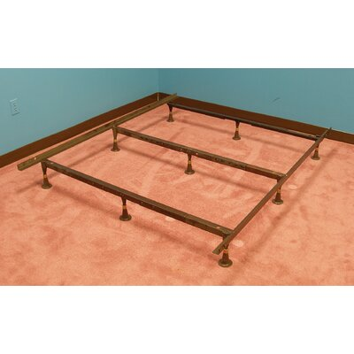 Bed Frame Size: Full/Twin
