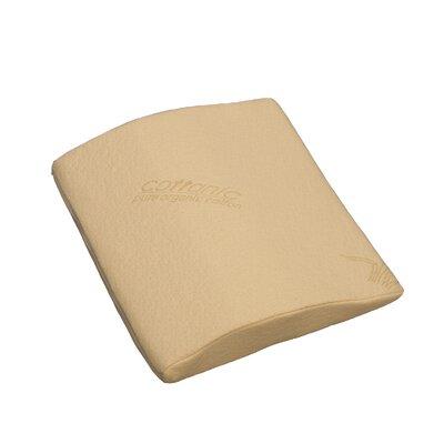 Supple-Pedic Contour Foam Lumbar Pillow