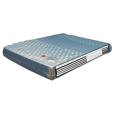 Winners Sea Hero 10 Soft-side Waterbed Mattress Size: Twin
