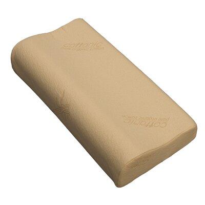 Supple-Pedic Contour Foam Pillow