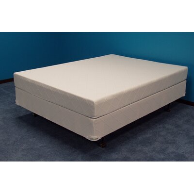 Winners Applo 26 Soft-side Waterbed Mattress Size: Queen
