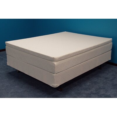 Winners Real Quiet 30 Soft-side Waterbed Mattress Size: Queen Dual
