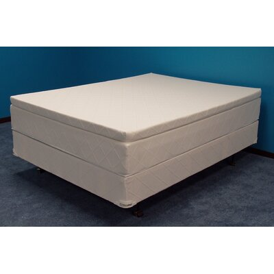 Winners Bold Venture 30 Soft-side Waterbed Mattress Size: Queen Dual
