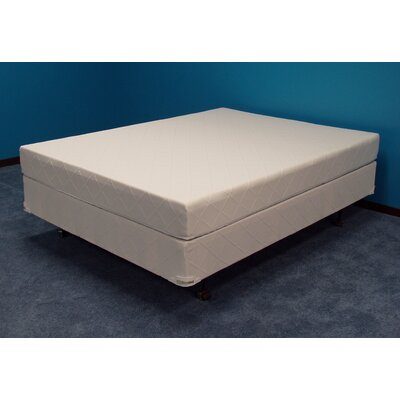 Winners Applo 10 Soft-side Waterbed Mattress Size: Twin Extra Long