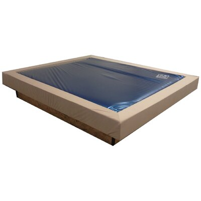 Sof-Frame Complete 20 Soft-side Waterbed Mattress Size: Queen