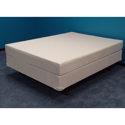 Winners Funny Cide 9 Soft-side Waterbed Mattress Size: Queen