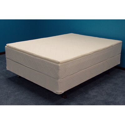 Winners Chrarismatic 28 Soft-side Waterbed Mattress Size: Twin