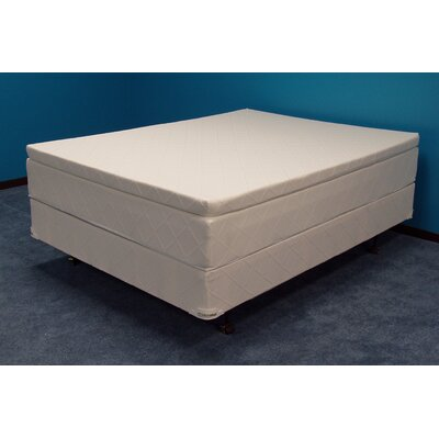 Winners Animal Kingdom 30 Soft-side Waterbed Mattress Size: King Dual