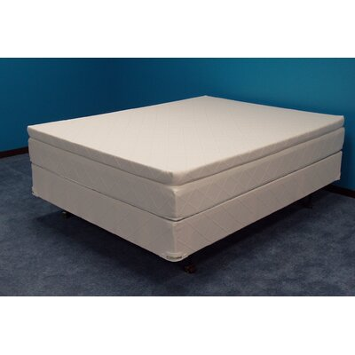 Winners Citation 30 Soft-side Waterbed Mattress Size: Twin Extra Long
