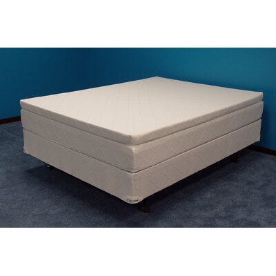 Winners Street Sense 30 Soft-side Waterbed Mattress Size: King