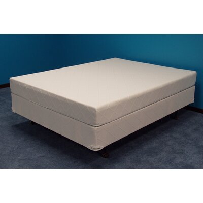 Winners Funny Cide 25 Soft-side Waterbed Mattress Size: Twin