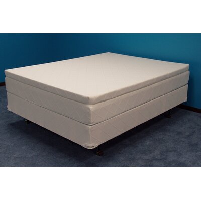 Winners Ponder 13 Soft-side Waterbed Mattress Size: Twin Extra Long