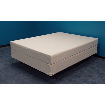 Winners American Pharoah 25 Soft-side Waterbed Mattress Size: Queen