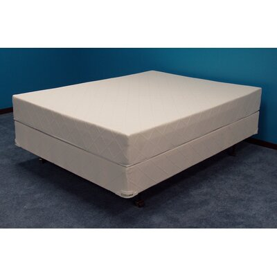 Winners Sea Hero 26 Soft-side Waterbed Mattress Size: King Dual