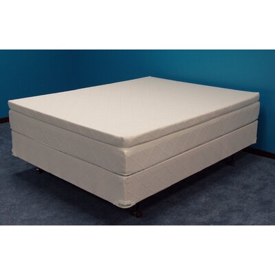 Winners Gallant Fox 29 Soft-side Waterbed Mattress Size: King