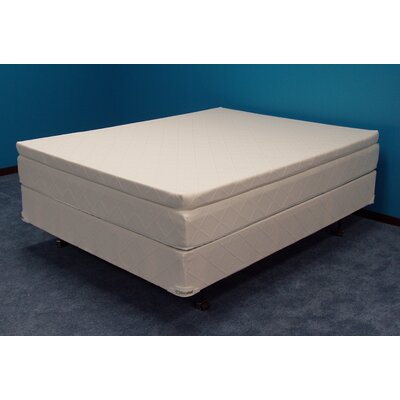 Winners Street Sense 14 Soft-side Waterbed Mattress Size: Twin