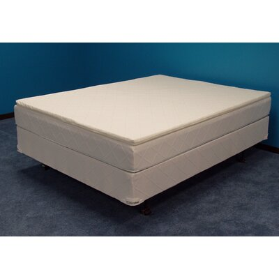 Winners Montrose 28 Soft-side Waterbed Mattress Size: Queen
