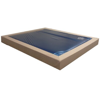 Sof-Frame Top-Only 9 Waterbed Mattress Size: Super Single