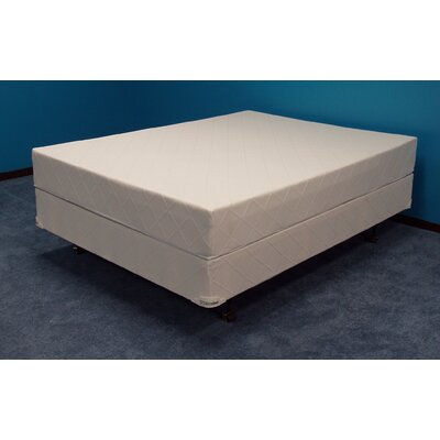 Winners Nyquist 25 Soft-side Waterbed Mattress Size: Twin Extra Long