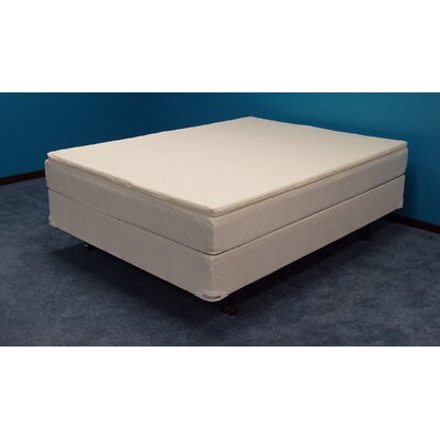 Winners Montrose 10 Soft-side Waterbed Mattress Size: King