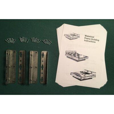 Woods Frame and Pedestal Hardware Kit Waterbed Bladder
