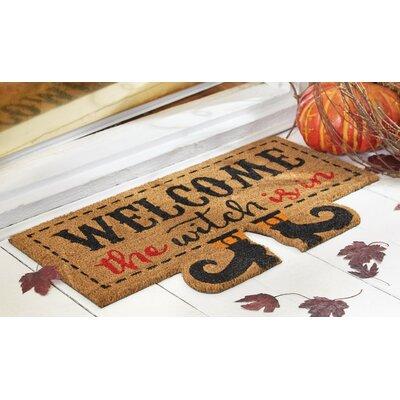Witch Is in Doormat