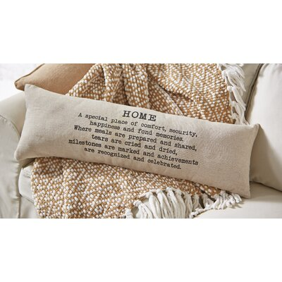 Home Definition Oversize Lumbar Pillow