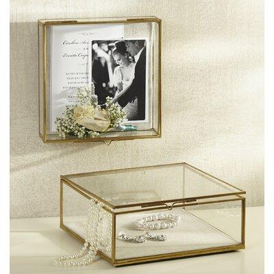 Glass Shadow Decorative Box 4264345