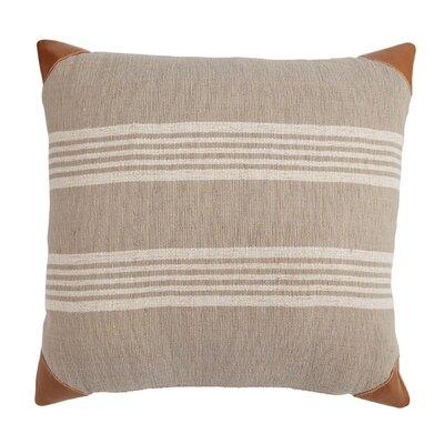 Grainsack Throw Pillow