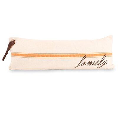 Gather Grainsack Family 100% Cotton Lumbar Pillow