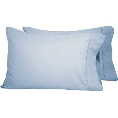 Luxury Premium Ultra-Soft Pillow Case Size: Standard, Color: Light Blue