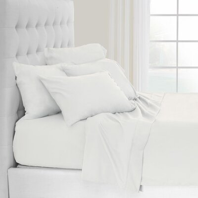 Hadley Premium Ultra Soft 5 Piece Sheet Set Color: Bronx, Size: Twin XL