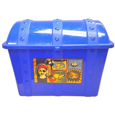 Treasure Chest Toy Box 02760
