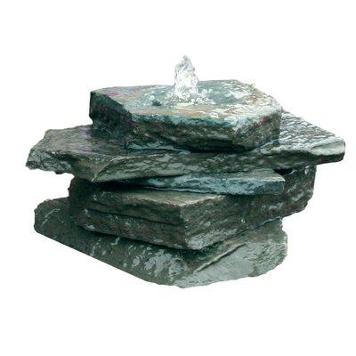 AquaRock Fountain Kit Finish: Blue Stone 97067