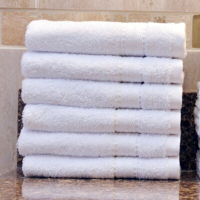 Luxury Hotel/Spa Wash Cloth