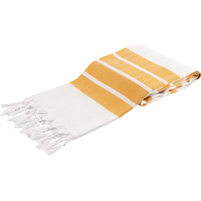 Pasha Beach Towel Color: Orange