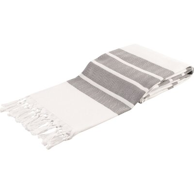 Pasha Beach Towel Color: Gray
