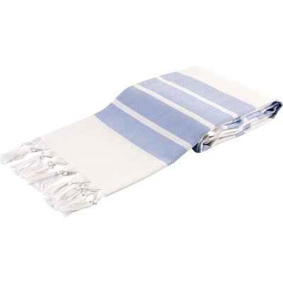 Pasha Beach Towel Color: Light Blue