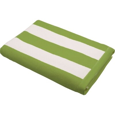 Phaselis Beach Towel Color: Light Green