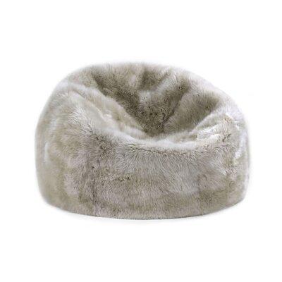 Bean Bag Chair Upholstery: Linen