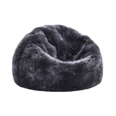 Bean Bag Chair Upholstery: Steel
