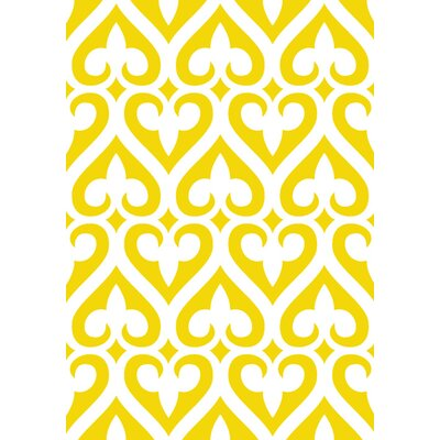 Concepts Canary Area Rug
