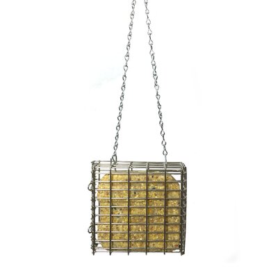 Stainless Steel Suet Bird Feeder PSF-S