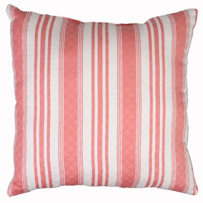 Millers Hill Throw Pillow Color: Lily