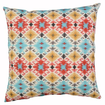 Stefan Throw Pillow Color: Santa Fe